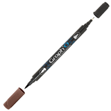 Graph'it Graph'O Twin Tip Water Based  Marker 3290 - Ebony