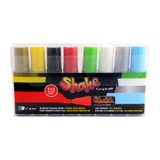 GRAPH'IT SHAKE Set of 8 XL - Basic Colors