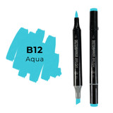 Sketchmarker Brush B12 Aqua