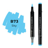 Sketchmarker Brush B73 Sky