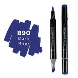 Sketchmarker Brush B90 Dark Blue
