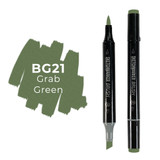 Sketchmarker Brush BG21 Grab Green