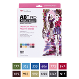 ABT PRO Set, Fashion Palette, 12pk