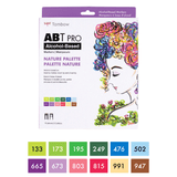 ABT PRO Set, Nature Palette, 12pk