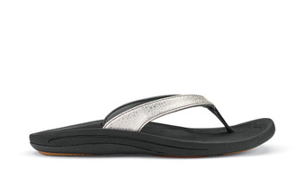 Kulapa Kai Flip-flop Silver/Black