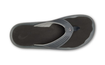 Ulele Flip-flop Mens Dark Shadow/Black