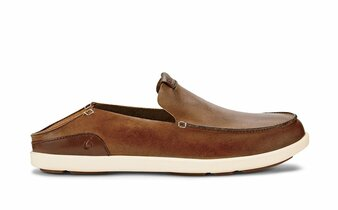 Nalukai Slip-On Mens Fox/Bone