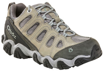 Sawtooth II Low B-DRY Womens Frost Gray/Sage