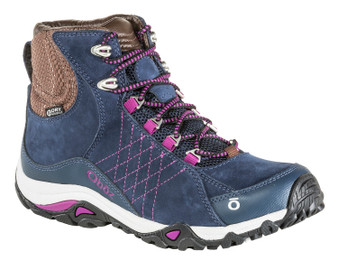 Sapphire Mid B-DRY Womens Huckleberry