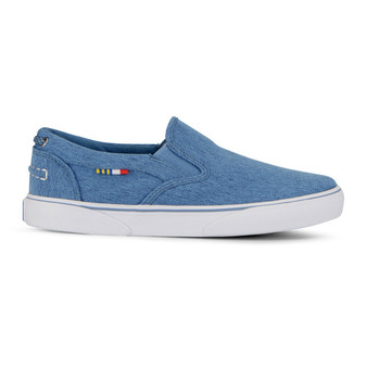 Pacific Slip-On Womens Blue