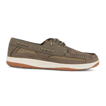 Regatta Boat Shoe Mens Grey