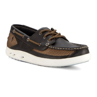 Stingray Boat Shoe Mens Coffee