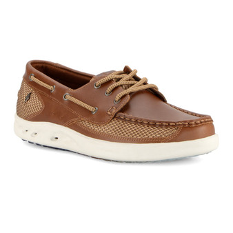 Stingray Boat Shoe Mens Saddle