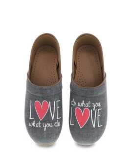 "Twin Pro ""Do what you love"" Professional Clog"