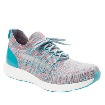 TRAQ Synq Aquamarine Sneaker
