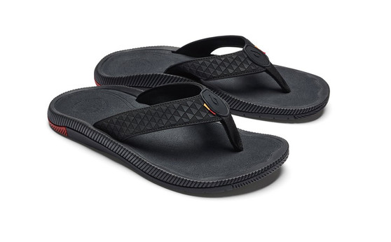 Halo Flip-flop Mens Black/HLA