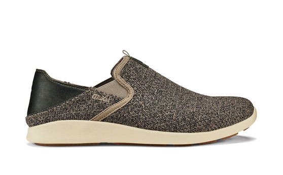 Alapa Athletic Slip-On Mustang/Dusty Olive