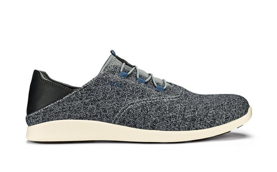 Alapa Li Athletic Sneaker Charcoal/Charcoal