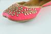 Awesome Pink Handmade Pure Leather Jutti5