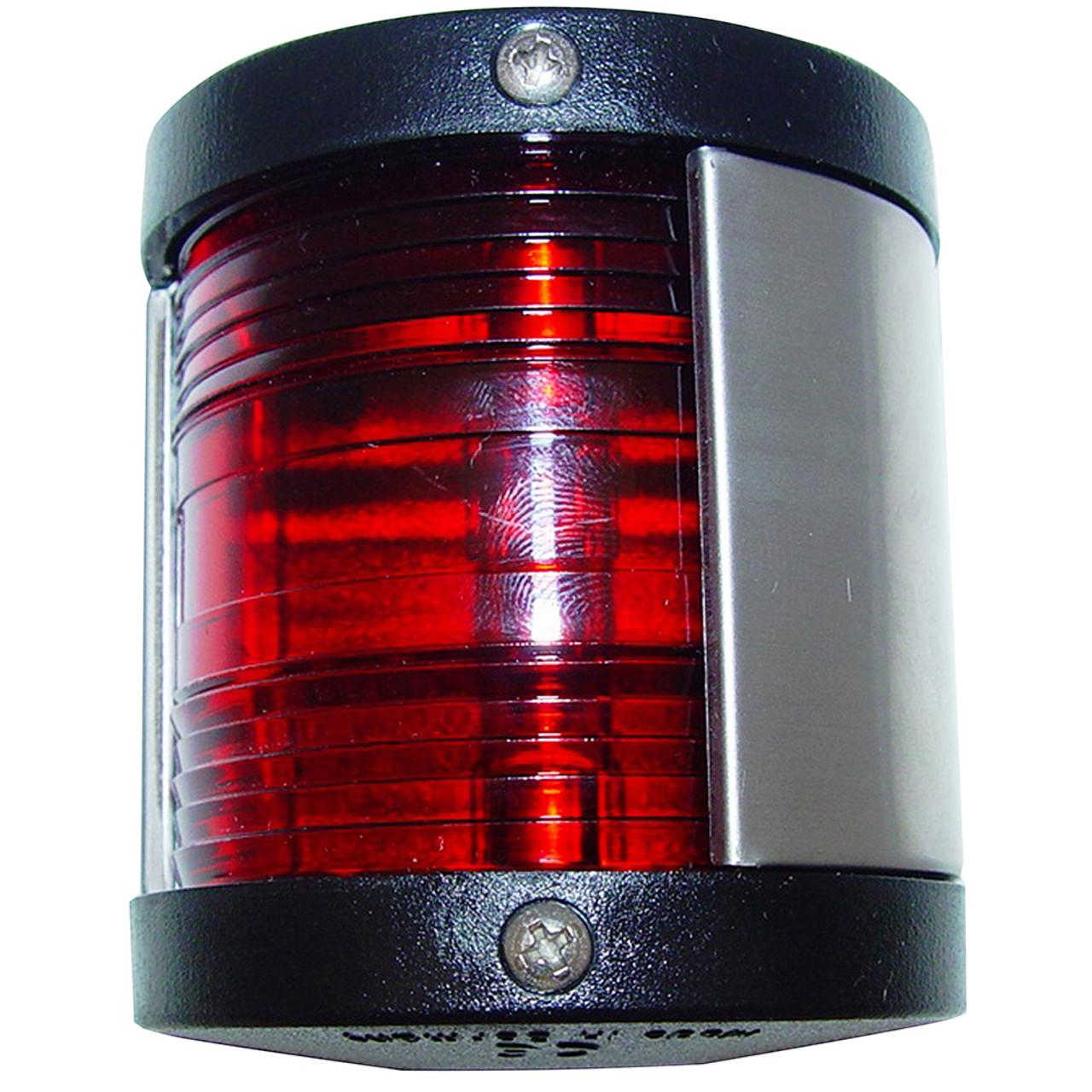 New Series 25 Classic Side Light aqua Signal 25200-7 Starboard Green Lens