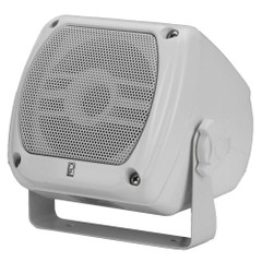 PolyPlanar Subcompact Box Speaker - (Pair) White [MA840W]