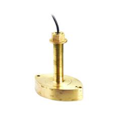 Humminbird XTH-9-20 Bronze Thru-Hull Transducer - 83\/200 kHz [710166-1]