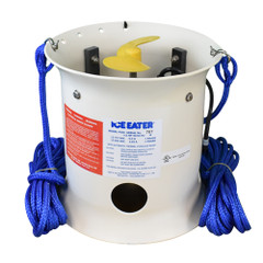 Ice Eater by Power House 1\/2HP Ice Eater w\/25' Cord - 115V [P500-25-115V]