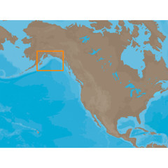 C-MAP NT+ NA-C805 - Yakutat Bay-Kodiak Island: Bathy - C-Card [NA-C805C-CARD]