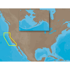 C-MAP MAX NA-M620 - San Diego, CA-Cape Blanco, OR - SD Card [NA-M620SDCARD]