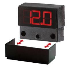 Paneltronics Digital AC Voltmeter- 10-250VAC [570-003B]