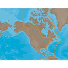 C-MAP MAX NA-M033 - ATL Coast Gulf & Caribbean - SD Card [NA-M033SDCARD]