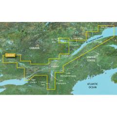 Garmin BlueChart g2 Vision HD - VUS020R - St. Lawrence Seaway - microSD\/SD [010-C0721-00]