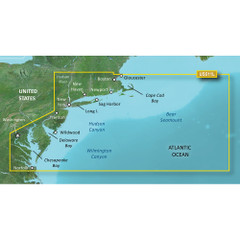 Garmin BlueChart g2 Vision HD - VUS511L - Boston - Norfolk - microSD\/SD [010-C0740-00]