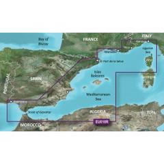 Garmin BlueChart g2 Vision HD - VEU010R - Spain, Mediterranean Coast - microSD\/SD [010-C0768-00]