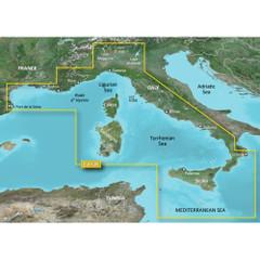 Garmin BlueChart g2 Vision HD - VEU012R - Italy, West Coast - microSD\/SD [010-C0770-00]