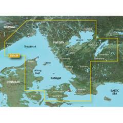 Garmin BlueChart g2 Vision HD - VEU042R - Oslo to Trelleborg - microSD\/SD [010-C0779-00]