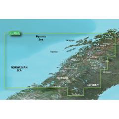 Garmin BlueChart g2 Vision HD - VEU053R - Trondheim - Troms - microSD\/SD [010-C0789-00]