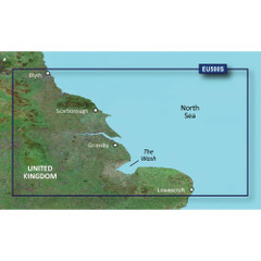 Garmin BlueChart g2 Vision HD - VEU500S - Blyth to Lowestoft - microSD\/SD [010-C0844-00]