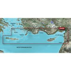 Garmin BlueChart g2 Vision HD - VEU506S - Crete To Cyprus - microSD\/SD [010-C0850-00]