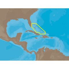 C-MAP NT+ NA-C306 - The Bahamas - C-Card [NA-C306 C-CARD]