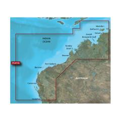Garmin BlueChart g2 Vision HD - VPC411S - Geraldton - Darwin - microSD\/SD [010-C0869-00]
