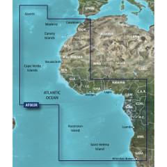 Garmin BlueChart g2 Vision HD - VAF003R - Western Africa - microSD\/SD [010-C0749-00]
