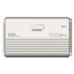 Boss Audio MR1000 Marine Power Amplifier 4-Channel MOSFET Bridgeable [MR1000]