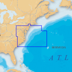 Navionics Platinum+ 905PP - US Mid Atlantic and Canyons microSD\/SD [MSD\/905P+]