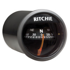 Ritchie X-21BB RitchieSport Compass - Dash Mount - Black\/Black [X-21BB]