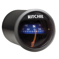 Ritchie X-21BU RitchieSport Compass - Dash Mount - Black\/Blue [X-21BU]