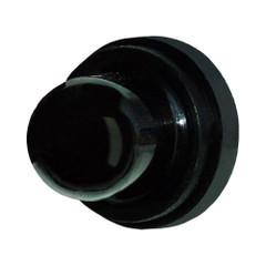 "Paneltronics Circuit Breaker Boot - 5\/8"" Round Nut - Black [048-035]"