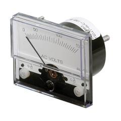 "Paneltronics Analog AC Voltmeter - 0-300VAC - 2-1\/2"" [289-007]"