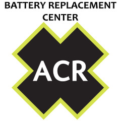 ACR FBRS 2744 Battery Replacement Service [2744.91]
