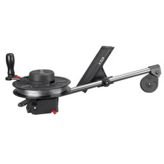 "Scotty 1080 Strongarm 24"" Manual Downrigger w\/Rod Holder [1080DPR]"